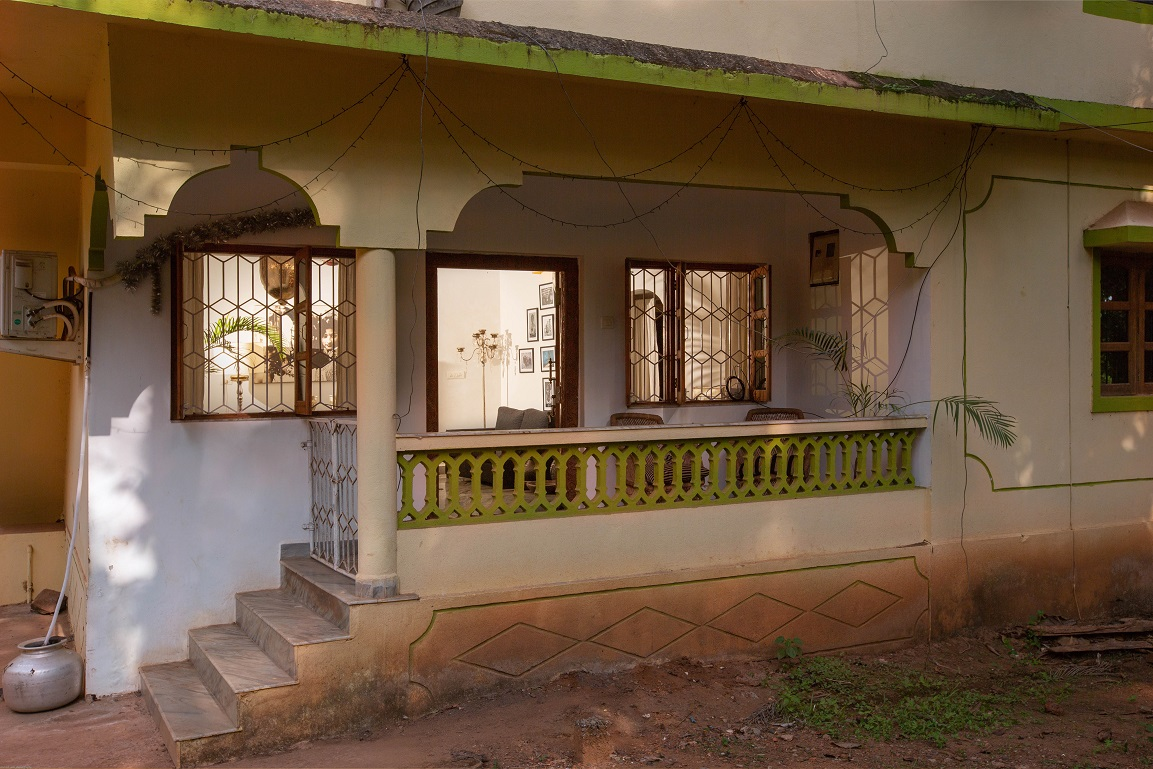 One Bedroom AC Apartment Patnem, Goa  - Ground Floor Apartment